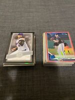 Lot Of 25 Baseball Cards (Mets Yankees Braves + More) Rookies Included