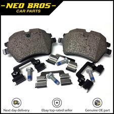 Genuine Mini R52 R53 JCW R55 R56 R57 R58 R59 Cooper S R60 R61 PASTIGLIE FRENO ANTERIORE