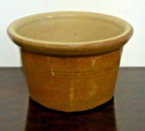 Vintage Stoneware  Plant Pot Holder 24cm x 15cm