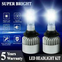 1800W 270000LM 9006 HB4 LED Headlight Bulbs Hi Lo Beam Lamp Light Foglight HID