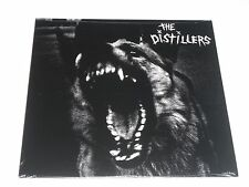 "THE DISTILLERS ""SELF-TITLED"" LP , vinyl , brody dalle"