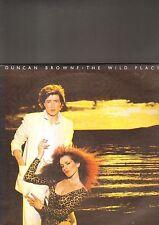 DUNCAN BROWNE - the wild places LP