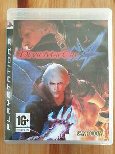 Devil May Cry 4 (Sony PlayStation 3, 2008)