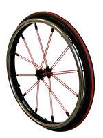 "Twin-Star Exchange 1 paar Rollstuhlräder 24"" 12,0mm"