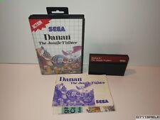 Danan The Jungle Fighter für Sega Master System OVP