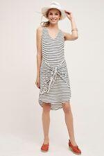 Tie-Front Tank Dress Size M Dolan NWT $138