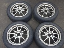 WedsSport TC105N weds 15x7 4x100  TSTI JDM Wheel/rims