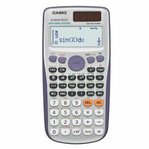 Casio FX-991ESPLUS Scientific Calculator A/O LEVEL/GRADUATES *417 FUNCTIONS*