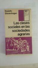 Clases sociales en las sociedades agrarias (Spanish Edition)Jan 1, 1969