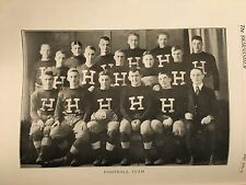 Antique 1920-21 High School YEARBOOKS Hillsdale High School MI Skirmisher Sports