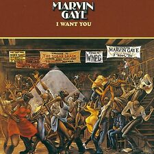 Marvin Gaye I WANT YOU 180g Tamla Motown NEW SEALED VINYL RECORD LP