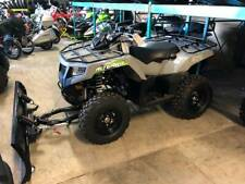 Dynamic Grey / Medium Green Arctic Cat Alterra 570 with 0 Miles available now!
