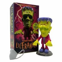 Totally Gnarley Lil' Frankie Frankenstein Figure Ghoulsville Ghoul Gang NEW!