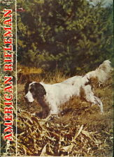 1966 American Rifleman Magazine: English Setter Gun Dog