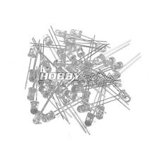 HOBBY COMPONENTS LTD 5mm LED - White (100 PACK)