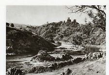 42 SAINT MAURICE GORGES DE LA LOIRE IMAGE 1969 OLD PRINT