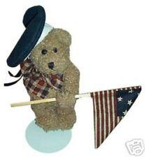 Le Judith G Boyds Bear~Patriotic Americana Abraham