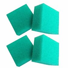 4 x Compatible Nitrate Filter Pads Suitable For Juwel Jumbo / BioFlow 8.0 Filter