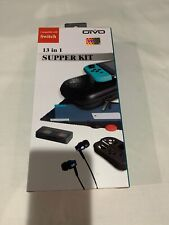 Nintendo Switch 13 In 1 Accessories Super Kit GET IT FAST ~ US SHIPPER