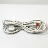 Mad Catz Pro Series Nintendo Wii S Video AV Cable 9.8ft Gaming Consoles White