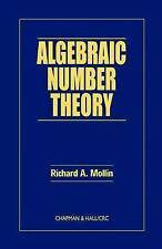 Algebraic Number Theory (Crc Press Series on Discrete Mathematics and Its