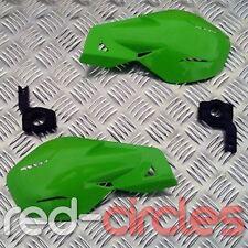 GREEN PIT DIRT BIKE HAND GUARD PROTECTOR 50cc 110cc 125cc PITBIKE HANDGUARDS
