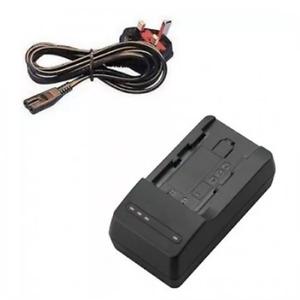 Mains Wall Battery Charger Sony DCR-DVD205 DCR-DVD304 DCR-DVD305 DCR-DVD404 Cam