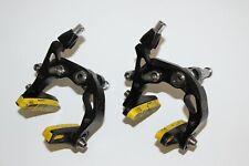 CIAMILLO ZERO GRAVITY FRONT & REAR BRAKES ROAD RACING BIKE TT TRIATHLON TITANIUM