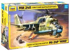 MIL Mi-24 P HIND F (SOVIET & RUSSIAN MARKINGS) #7315 1/72 ZVEZDA BEST EVER MADE