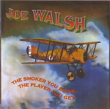 CD - Joe Walsh - The Smoker You Drink, The Player You Get - #A915 - RAR