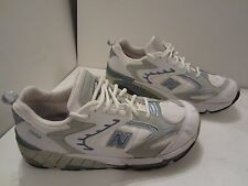 NEW BALANCE Womens Original 1122 Running Shoes Size 10 White/Blue/Grey
