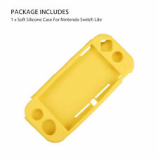 For Nintendo Switch Lite Silicone Case  Shock Proof Soft Grip Protective Cover