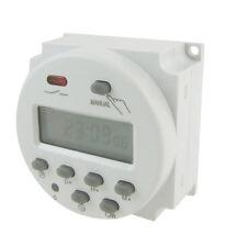 Temporizzatore interruttore del rele DC 12V LCD Digitale programmabile 16A HKIT