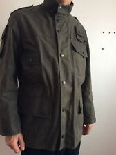 Neuwertige Barbour Herrenjacke, Cowan Commando Jacket, Gr. C42/107 cm