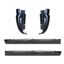 02-09 KIT Dodge Quad Cab Extended Rocker Panels & Cab Corners, 4 door Ram Truck