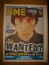 NME 1998 FEB 21 PRIMAL SCREAM CHARLATANS WARM JETS LILY