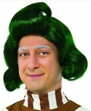RUBIES WILLY WONKA & THE CHOCOLATE FACTORY OOMPA LOOMPA WIG BRAND NEW