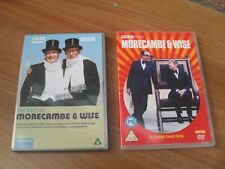 MORECAMBE & WISE - Two Different DVD's (Best of)
