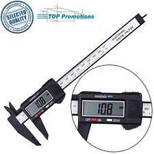 150mm/6inch Precision LCD Gauge Ruler Micrometer Digital Vernier Caliper