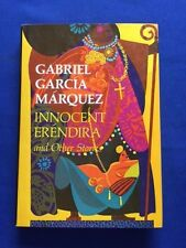 INNOCENT ERENDIRA AND OTHER STORIES - 1ST. AM. ED. BY GABRIEL GARCIA MARQUEZ