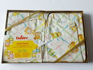 Vintage Dundee SHIRT TALES Diaper Stacker New