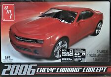 AMT  2006 Chevrolet Camaro Concept  1:25 Scale Model Kit