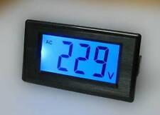 AC 80-500V Voltage Meter No Need Power for Inverter Petrol Diesel Generator MZ
