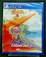 GHOST BLADE HD SONY PS4 ASIA FULL ENGLISH NEW SEALED REGION FREE PLAYSTATION 4