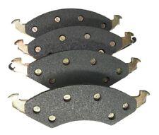 Silverline MD421 Semi-Metallic Brake Pads for 1986-1991 Taurus 1986-1993 Sable