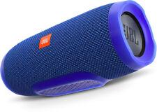 JBL 3284061 Charge 3 Portable Bluetooth Speaker Blue
