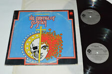 SMOKE RISE The Survival of St. Joan - A Rock Opera 2-LP 1971 Canada PROG PSYCH