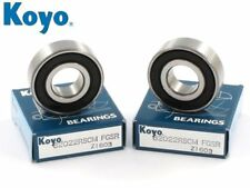 KOYO Rear Wheel Bearings & Seals Kit for KTM SX 50 Mini 2008 - 2011