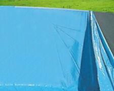 Pool-Innenplane Schwimmbadfolie blau ~ Ø 4,57m x 1,32m