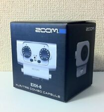 F/S NEW ZOOM EXH-6 EXTERNAL XLR TRS INPUT  for ZOOM H6  form Japan